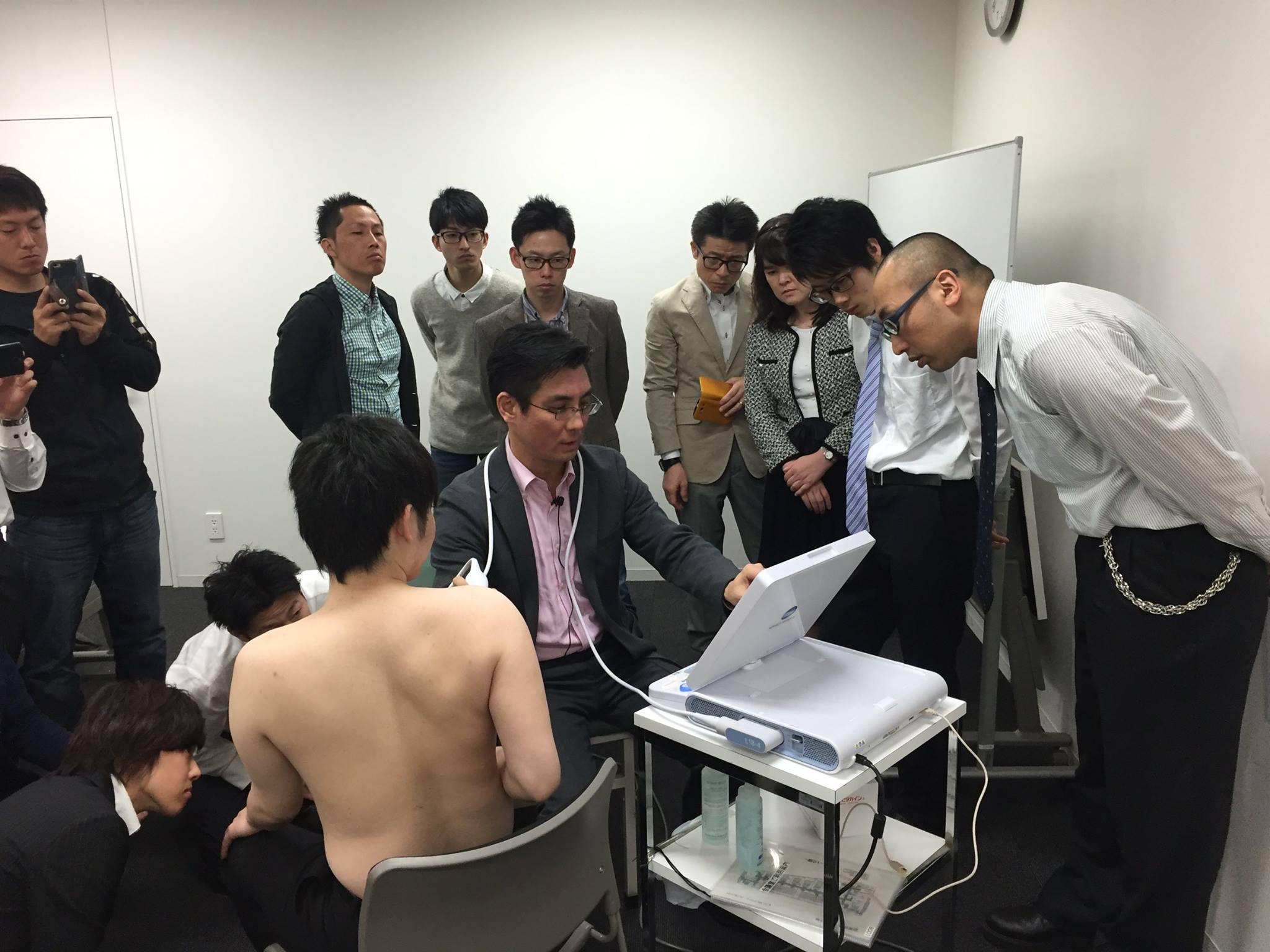 """""""究塾""""シリーズ2 1日目:整形外科医が使う問診の極意とは!?"""